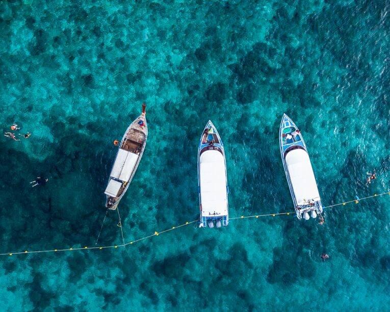 Perguntas Frequentes: passeio de barco em Phi Phi