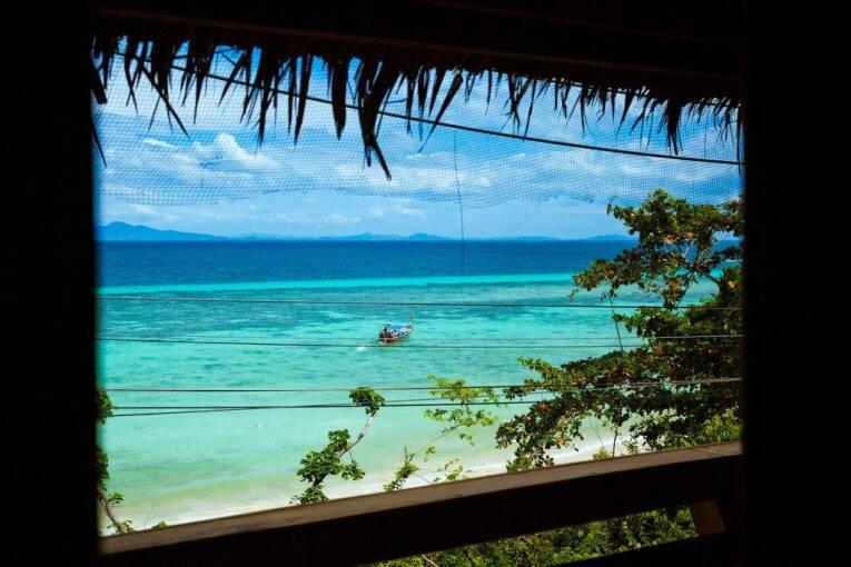 Melhores hotéis de Phi Phi, na Tailândia