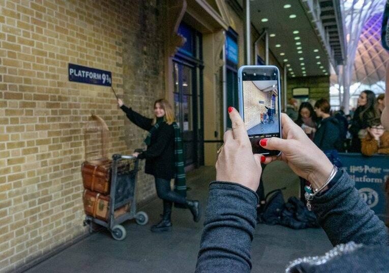 custa viajar para Londres. Atrações do Harry Potter