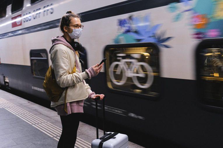 Trem Shinkansen no Japão