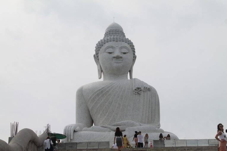 Big Buddha em Phuket: dica do que fazer na Tailândia