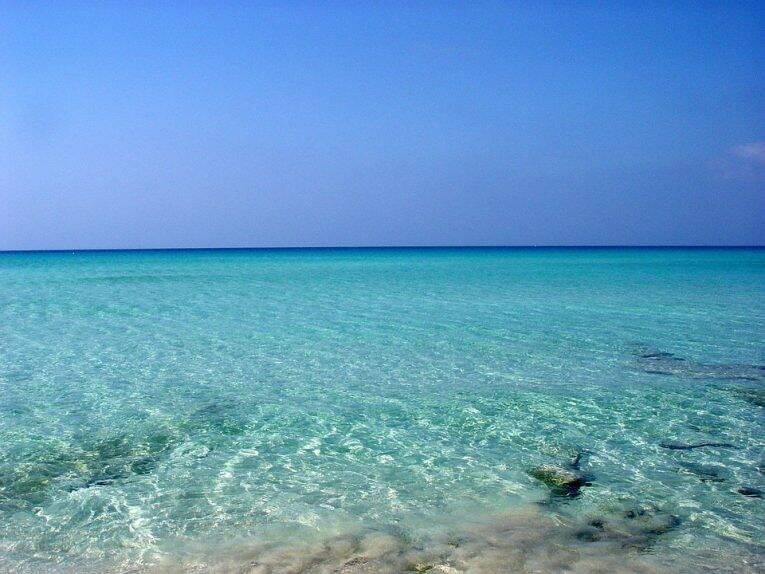 Ilha de Formentera,, na Espanha