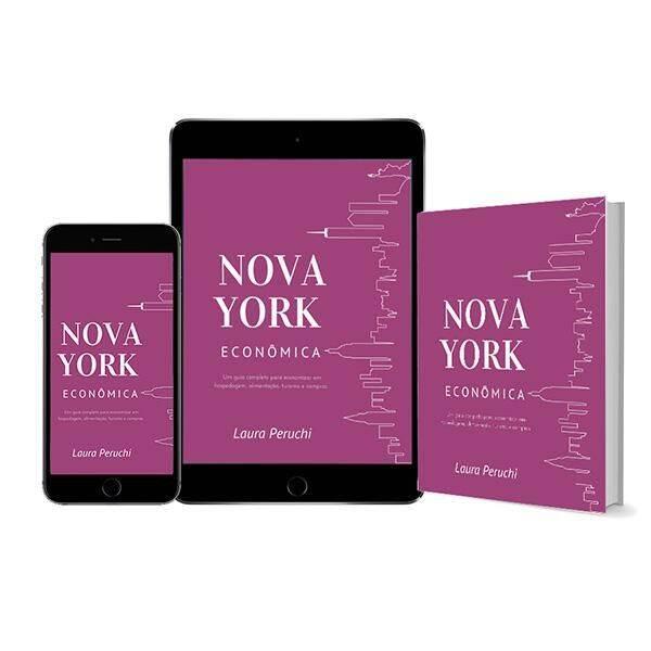 Guias de viagem - Nova York em modo econômico - dicas de NY