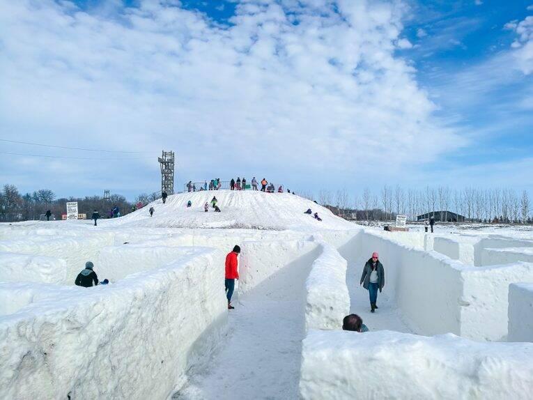 Perdidos tentando encontrar a saída do labirinto mais gelado em que já estivemos ?.