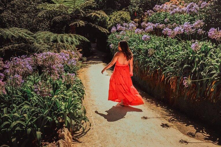 Onde tirar as melhores fotos na Quinta da Regaleira, em Sintra (Portugal)