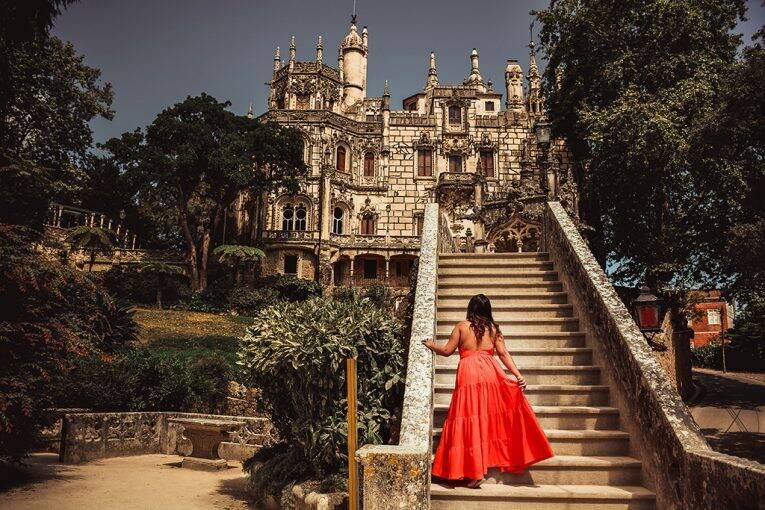 Fotos Quinta da Regaleira