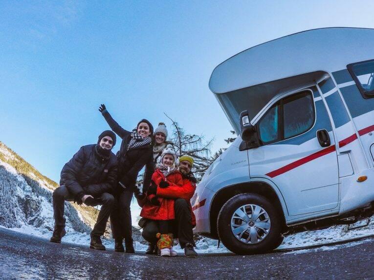 Motorhome na Europa: roteiro de 10 dias pela Alemanha, Áustria, Itália, Suíça e França