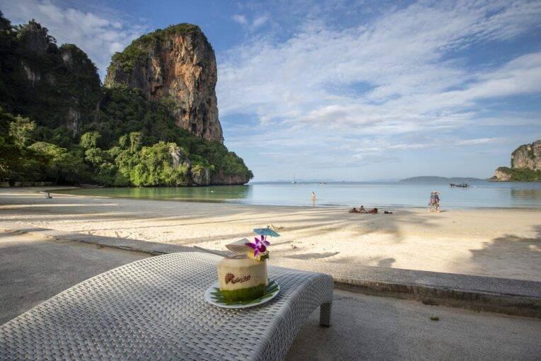 Hotel em Railay beach, Krabi