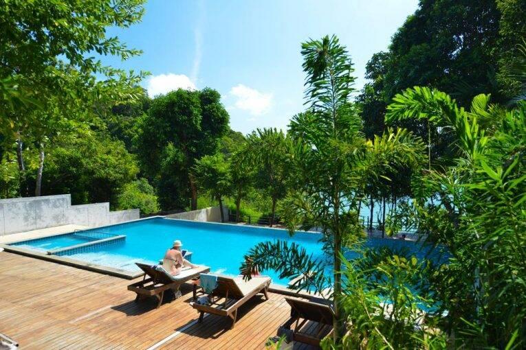 Hospedagem em Krabi