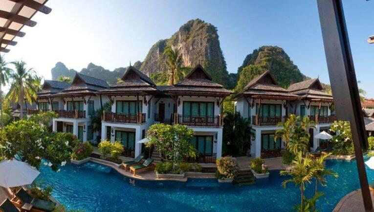 Hotel em Railay Krabi