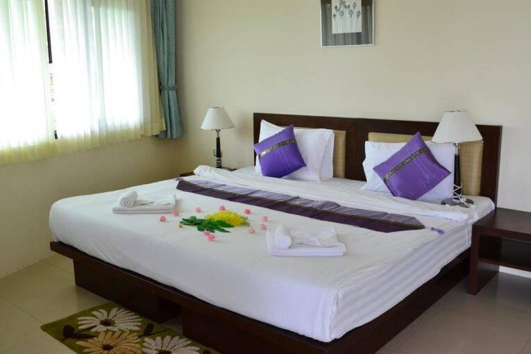 Hotel em Krabi, na Tailândia