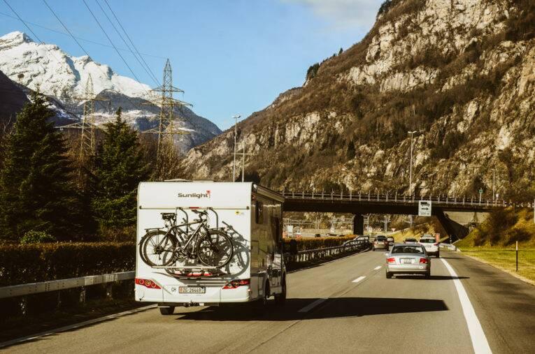 Nossa viagem de motorhome - Quanto custa viagem de motorhome na Europa