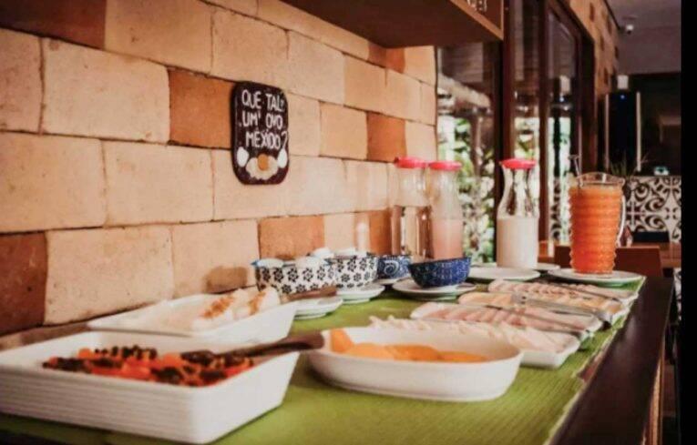 Pousada e hotel com café da manhã incluso em Maresias.