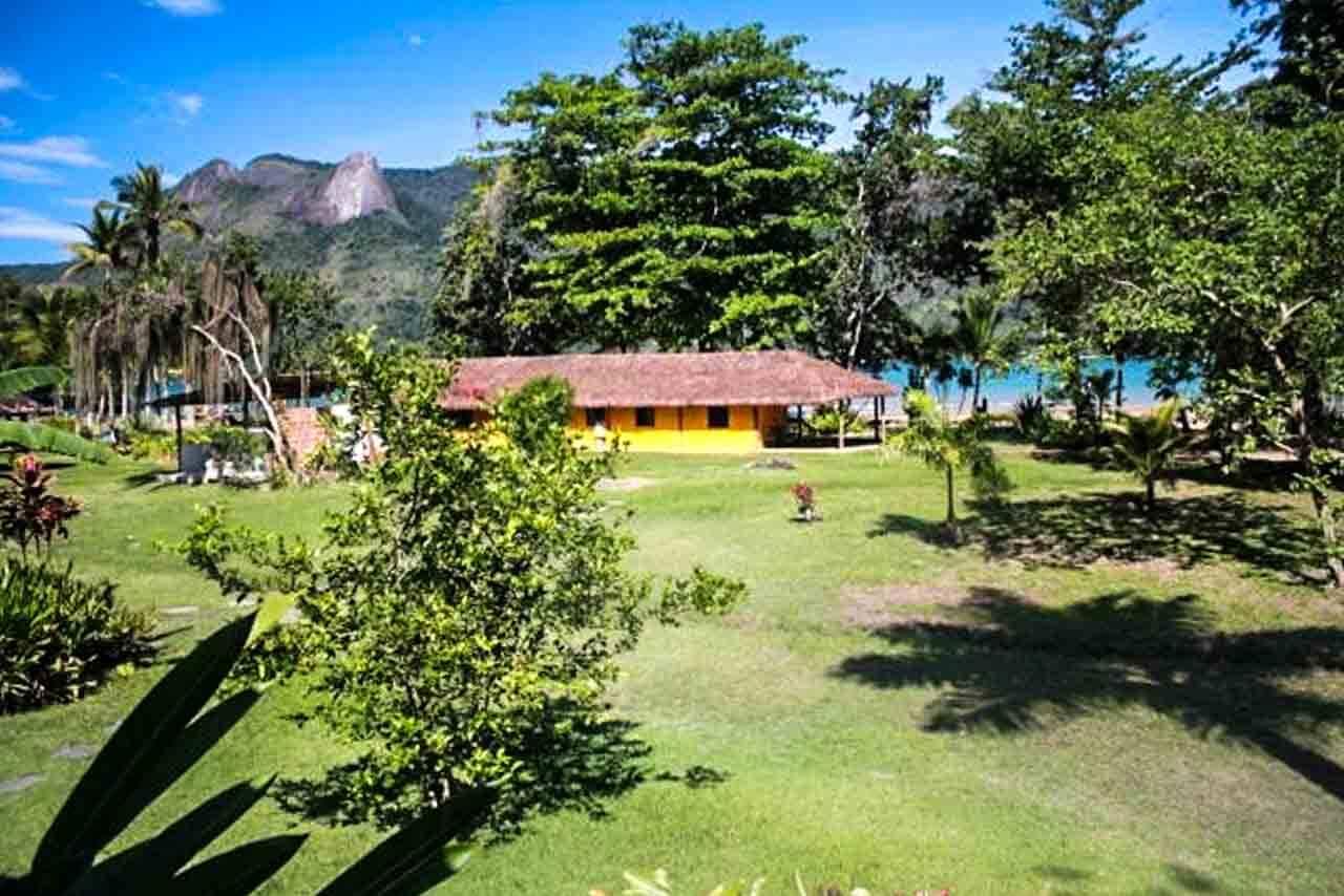 Mamanguá beach hostel é uma opção de onde ficar no Saco