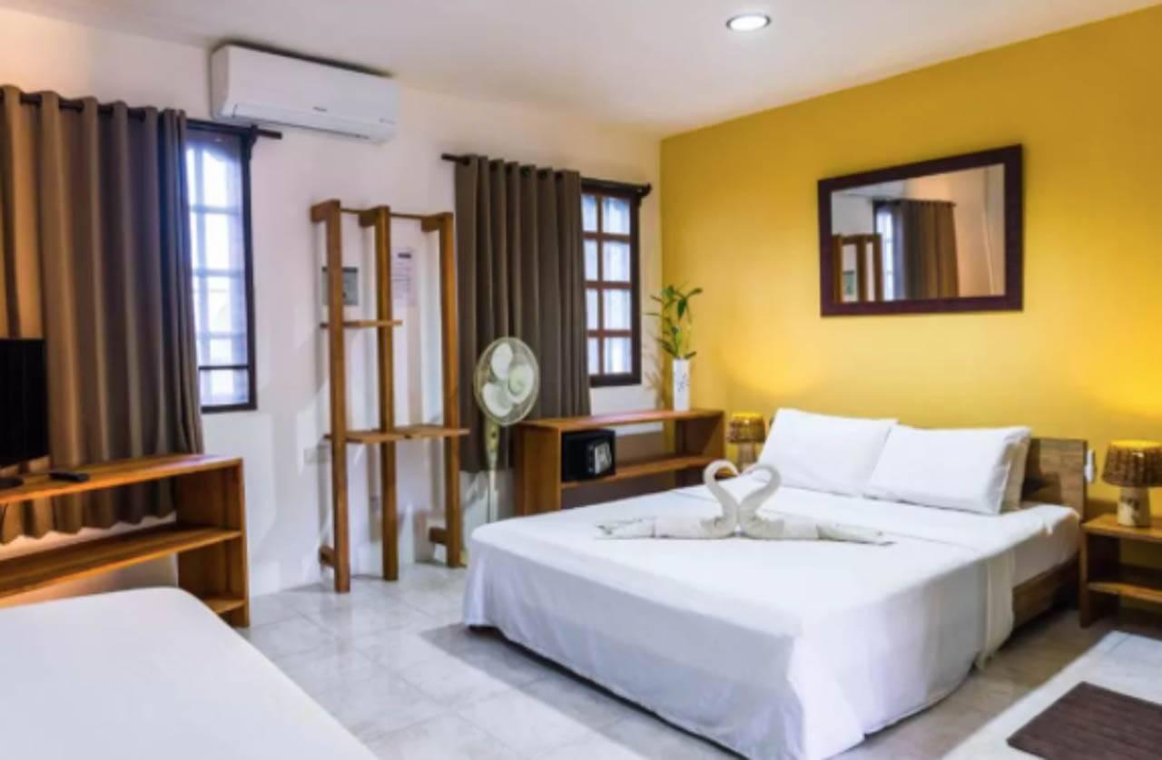 Bulskamp Inn, hotel a beira-mar em El Nido.