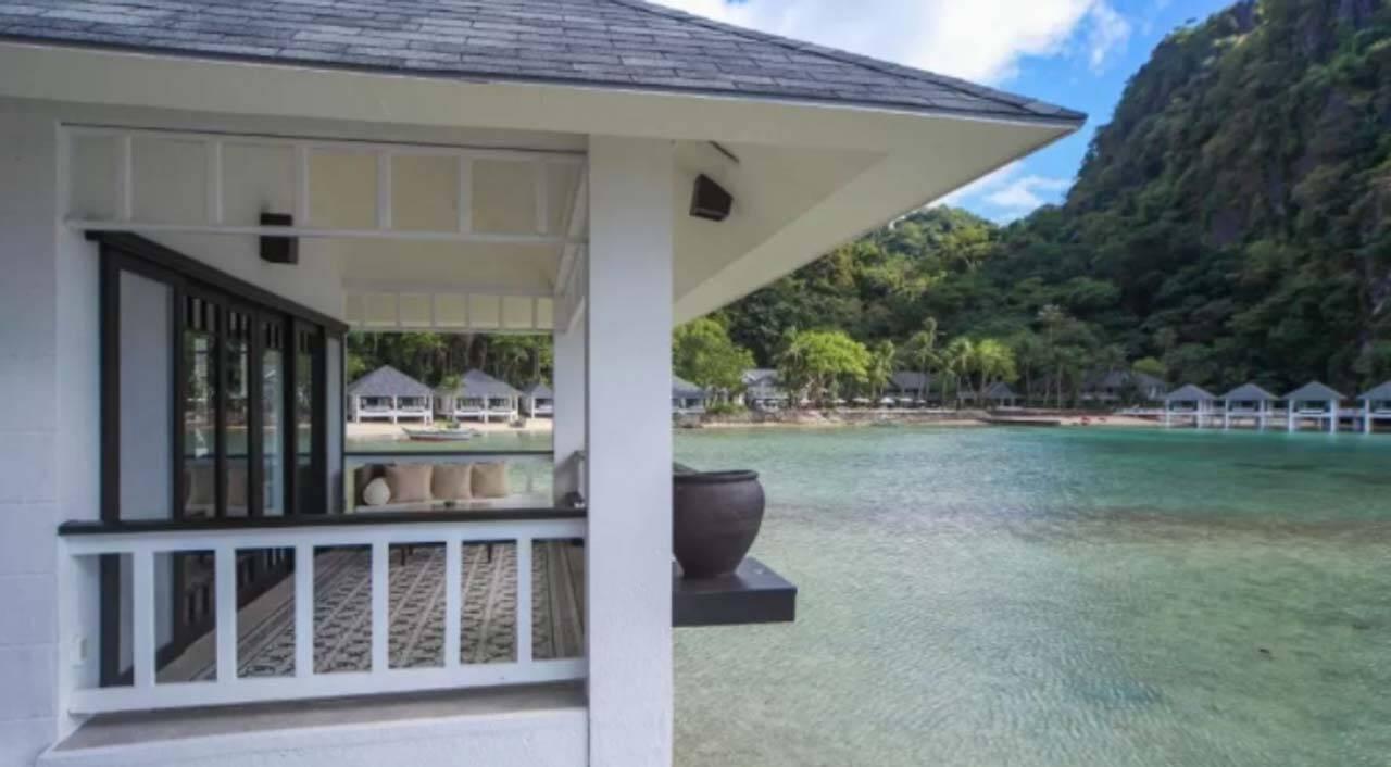 Resort nas Filipinas - ilhas de Palawan