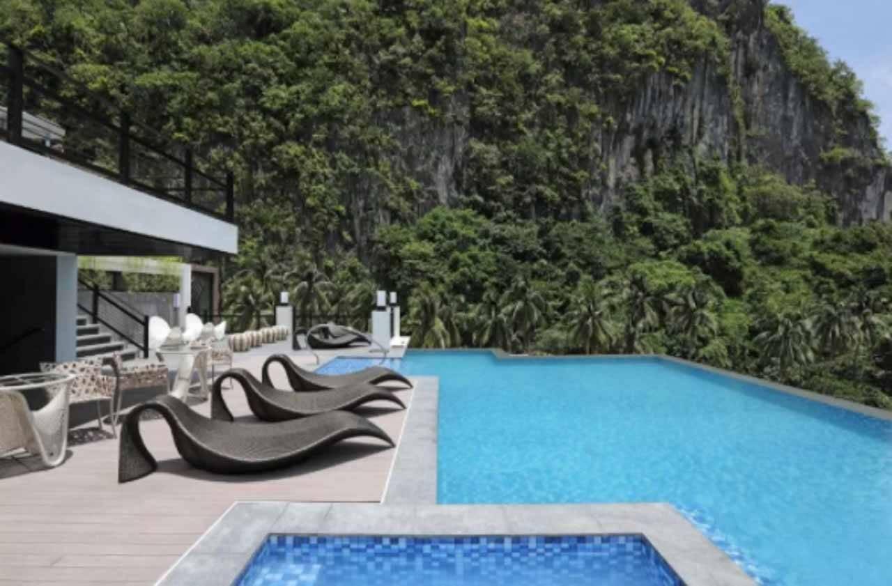 O Lagùn Hotel fica em El Nido Town e tem um ótimo preço e estrutura.
