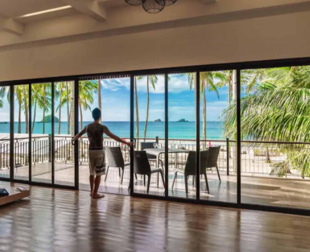 Melhor exemplo de Airbnb em El Nido nas Filipinas.