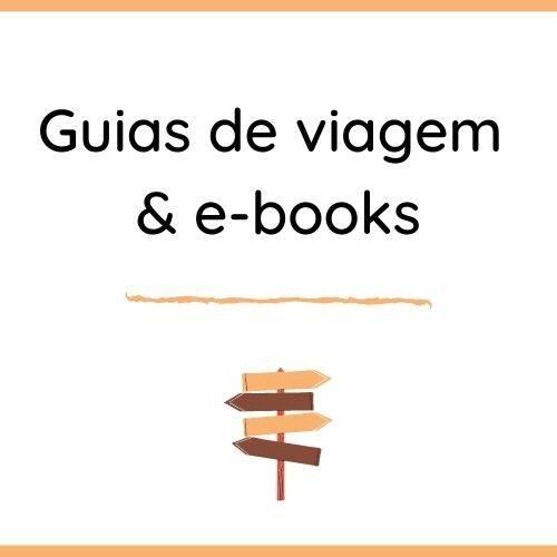 lojinha de viagem - guias e ebooks para viajar