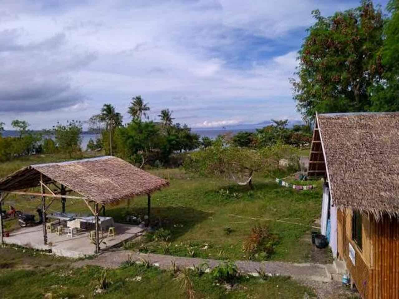Lake House Badian, nas Filipinas.