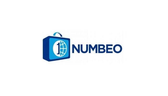 Numbeo - Planeje sua viagem com dicas para viajar