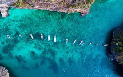 Os melhores passeios em Koh Phi Phi: saiba como explorar o arquipélago e suas belas praias