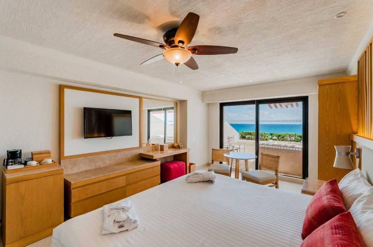 Royal Solaris Cancun, resort all inclusive no México.