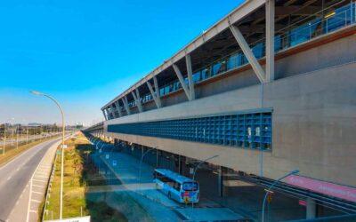 Como chegar ou sair do aeroporto de Guarulhos (GRU Airport), em São Paulo
